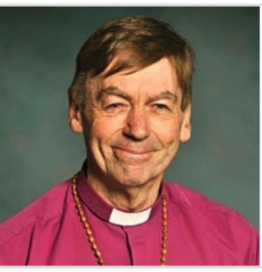 Bishop Philip Huggins